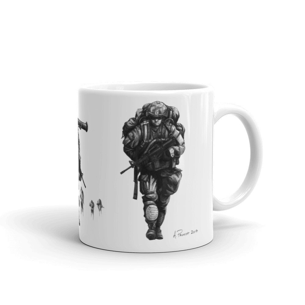Light Fighters Mug
