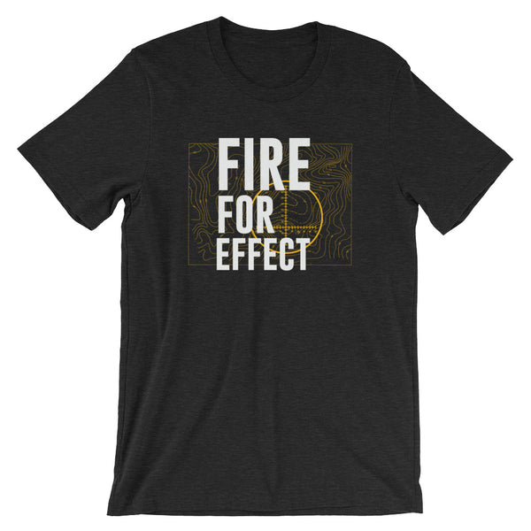 Fire For Effect Short Sleeve Shirt (No Flag)
