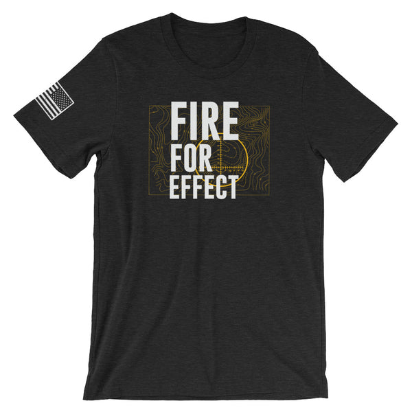 Fire For Effect Short Sleeve Tee