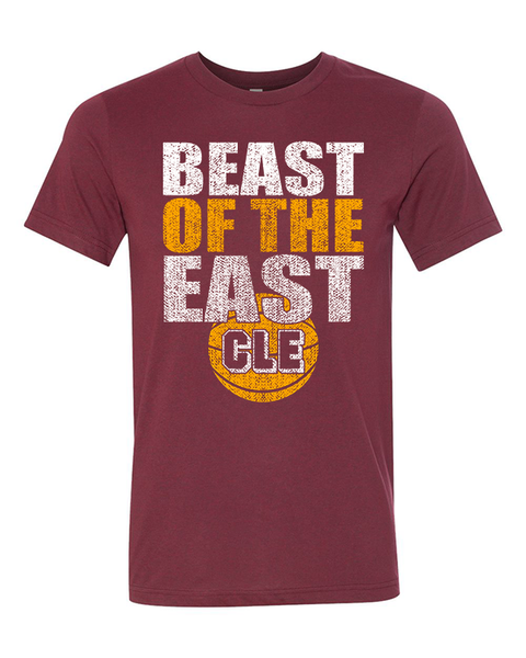 Cleveland Beast of the East Tee