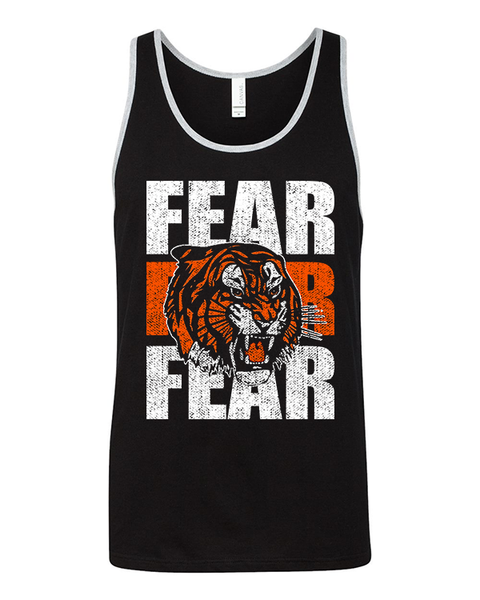 Cin City Fear the Tiger Bro Tank