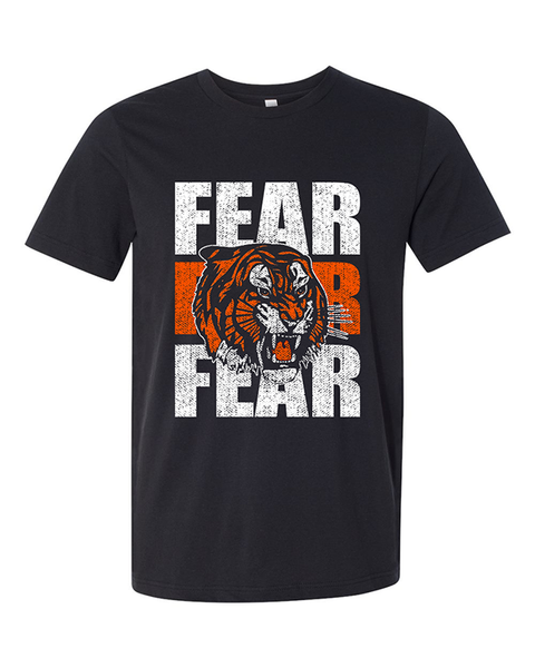 Cin City Fear the Tiger Unisex Tee