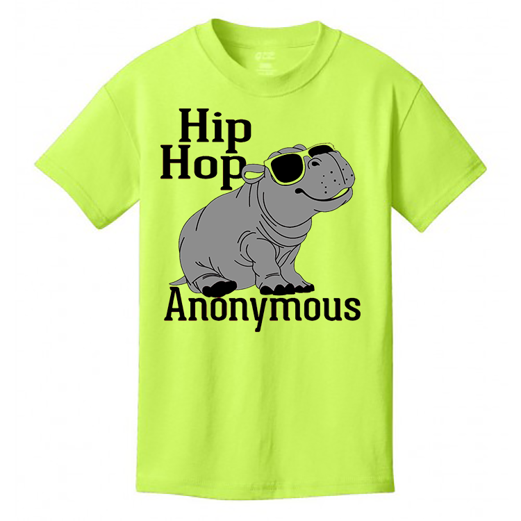 Hip Hop Anonymous Youth Tee