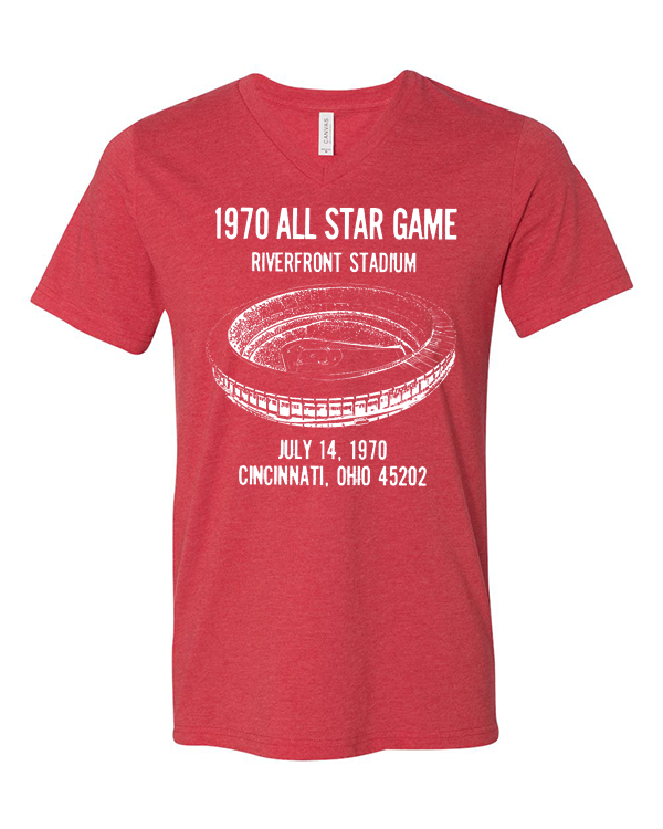 Cincy All Star V-Neck Tee