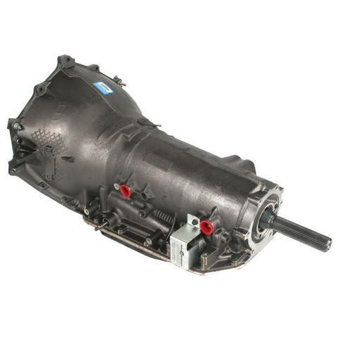4L80E GM Transmission - Hard Hat 325HP/300TQ