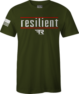 RESILIENT - OLIVE