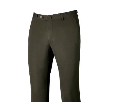 Ventile Cotton Pants by Calzoni (Eminento1949) - KAZUNA