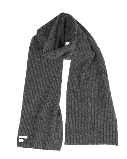 Camel - Wool Scarf by 991 Japan