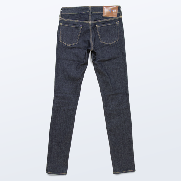 Women's Skinny Stretch Denim by Denim Works - KAZUNA