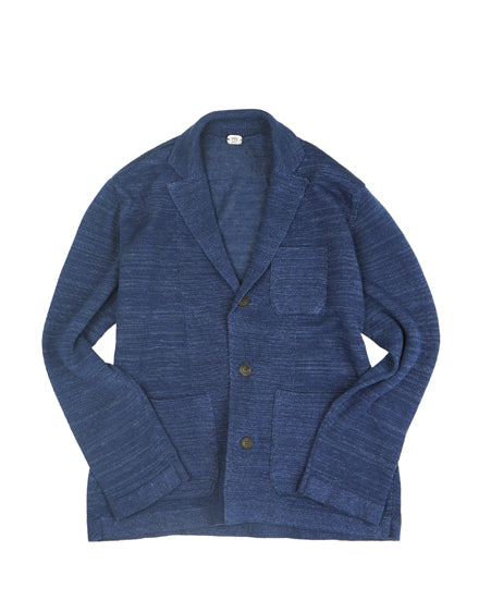Jacket Cardigan (Lino Vintage) by 991 Japan