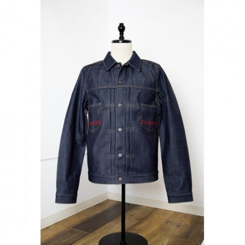 Betty Smith/Original First Selvedge Denim Jacket - KAZUNA