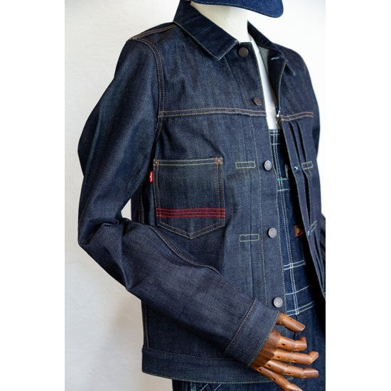 Betty Smith/Original First Selvedge Denim Jacket