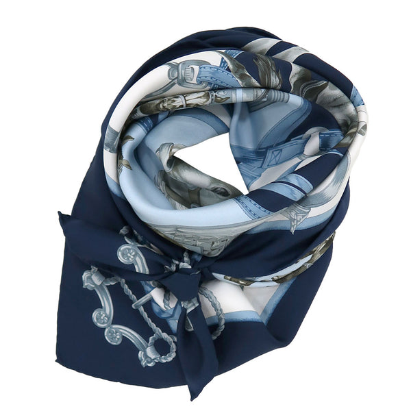 HORSE - Traditional Yokohama Scarf by Marca