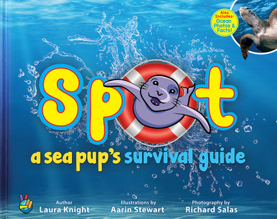 Spot - A Sea Pup's Survival Guide - about taking care of the ocean