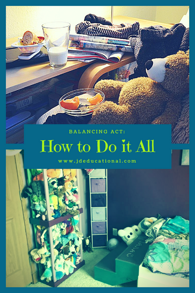 Balancing Act: How to Parent and Get Stuff Done!