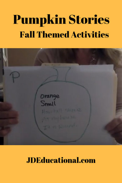 Pumpkin Stories (with video)