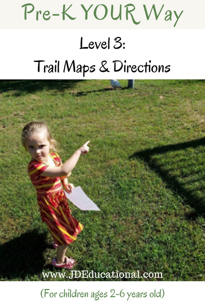 Pre-K YOUR Way: Trail Maps & Directions