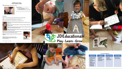 About Pre K Your Way Jdeducational
