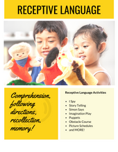 Classroom Posters: Developmental Areas