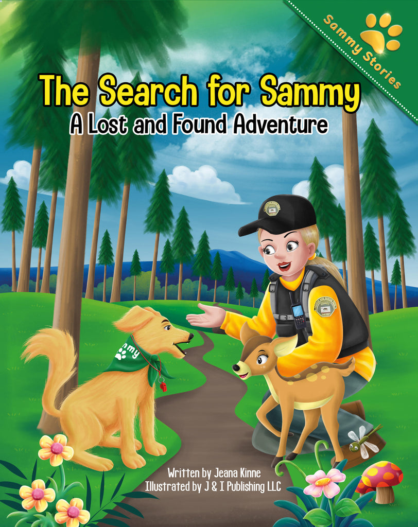 The Search for Sammy with Audiobook