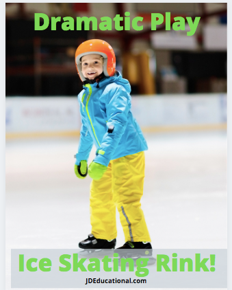 Dramatic Play: Ice Skating Rink