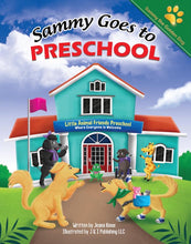 Sammy Goes to Preschool