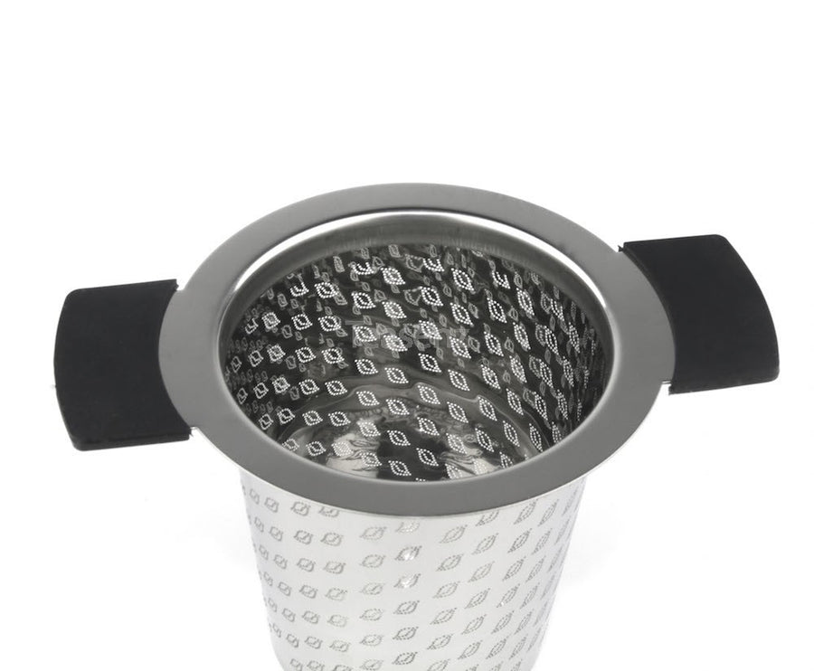 Stainless Steel Loose Tea Strainer - Bahleaf Premium Teas