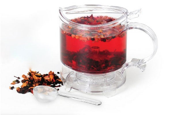 Over the Cup Tea Infuser - Bahleaf Premium Teas