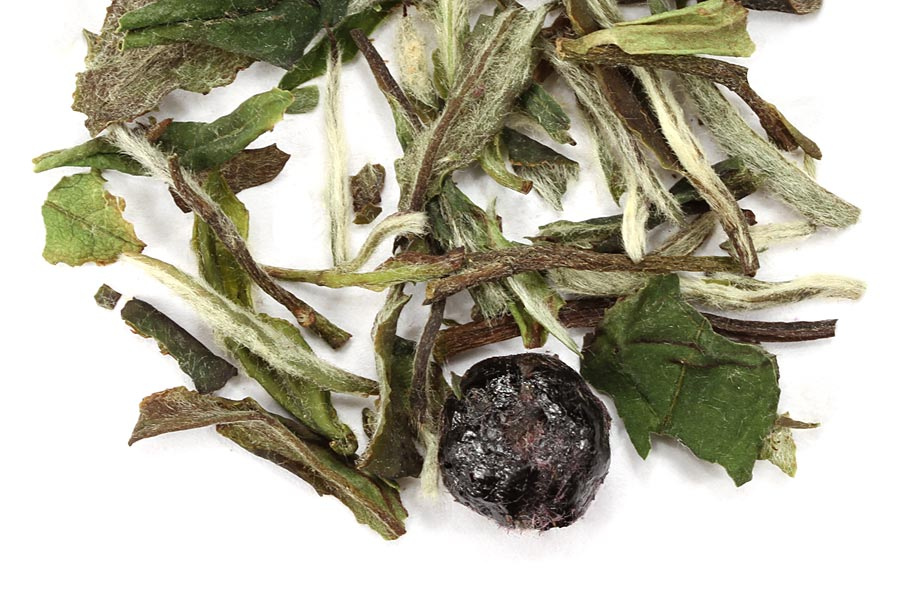 White Blueberry Tea - Bahleaf Premium Teas