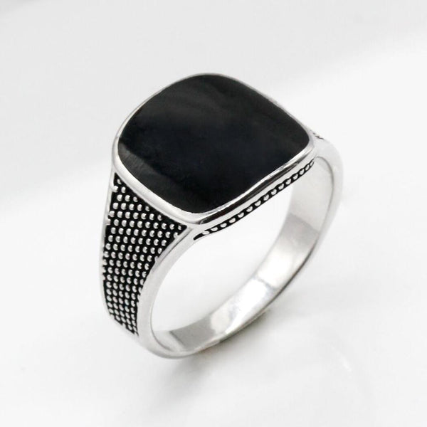 Turkish Style 925 Sterling Silver Ring for Men - StoreFour