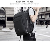 Top-of-the-Line Extraordinary Backpack: Business, Outdoors, Travel & School