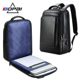 Genuine Cow Leather Top Quality Backpack: Casual, Business, Travel, School - StoreFour