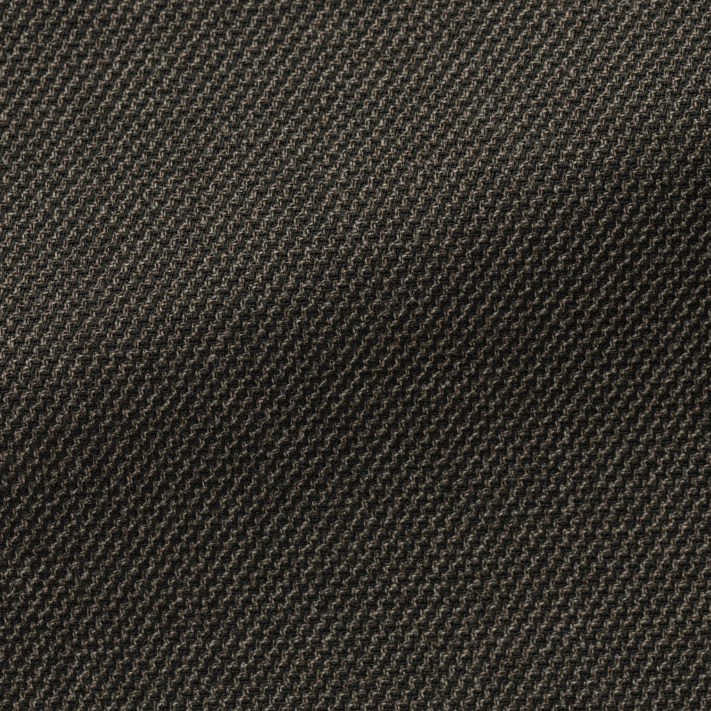 DARK BROWN-GREY SHARKSKIN