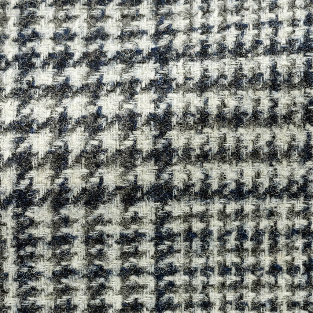 BLACK-WHITE WOOL-ALPACA