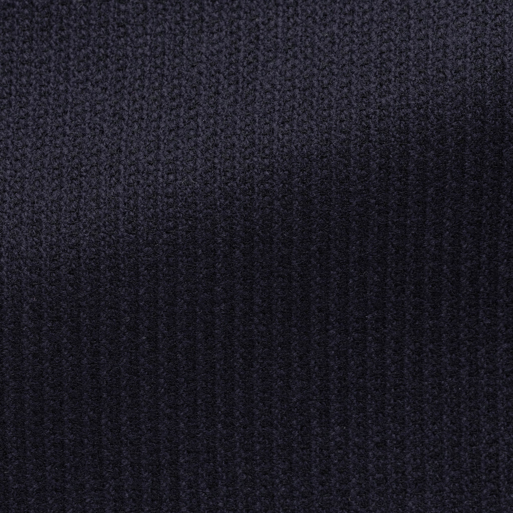 NAVY BLUE STRETCH FAUX