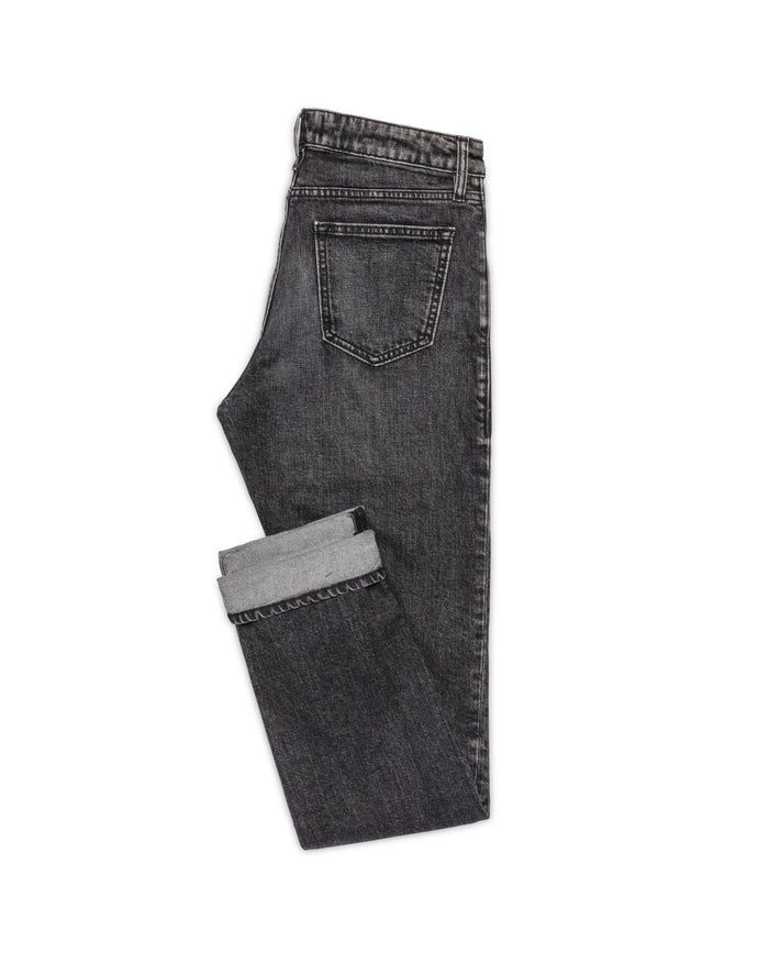 ECO BLACK STRETCH JEANS