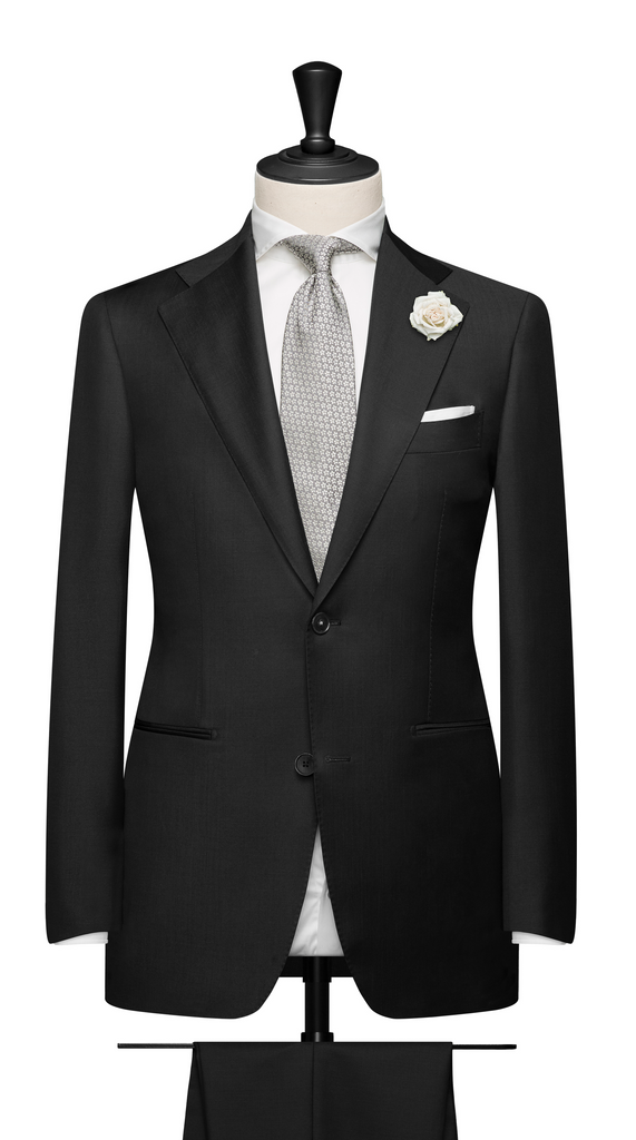 ANTHRACITE WEDDING SUIT