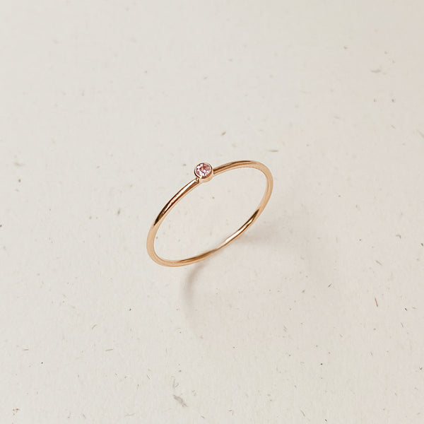 Birthstone Ring • October