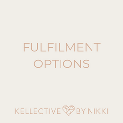 Fulfilment Options