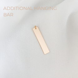 Additional Hanging Bar