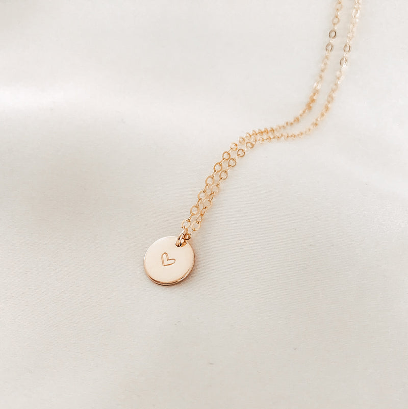 Heart Symbol Necklace