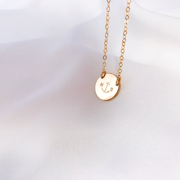 You + Me Pendant Necklace