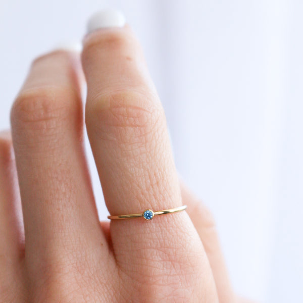 Birthstone Ring • September