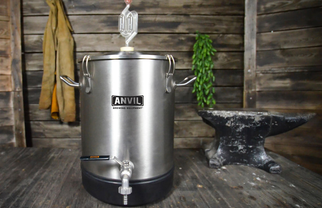 4 Gallon Stainless Steel Kombucha Fermenting Vessel