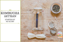 Kombucha Brewing Starter Kit without SCOBY