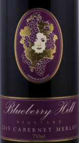 Blueberry Hill Estate 2015 Cabernet Merlot 6 Pack / 10% off + FREE FREIGHT