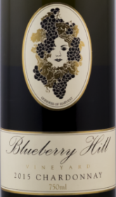 Blueberry Hill Estate 2017 Chardonnay 6 Pack / FREE FREIGHT