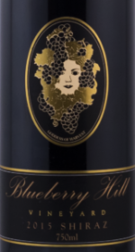 Blueberry Hill Estate 2016 Shiraz 6 Pack / FREE FREIGHT