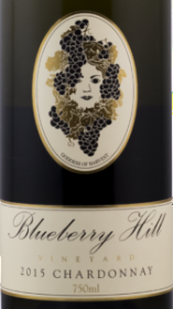 Blueberry Hill Estate 2017 Connoisseur Chardonnay 6 Pack / FREE FREIGHT