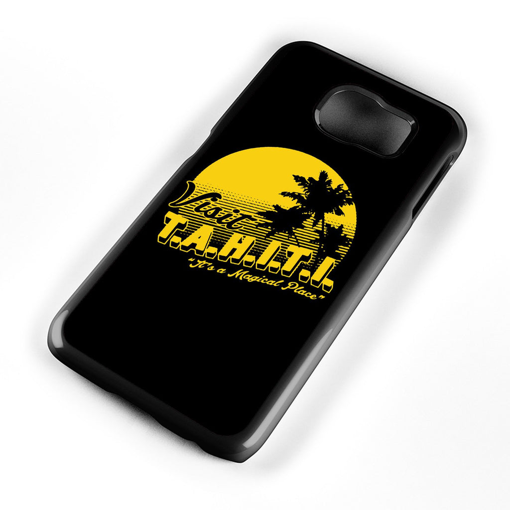 Agents Of Shield Visit Tahiti Marvel Avengers Samsung Galaxy S5 / S6 / S6 Edge Case